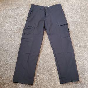 VF Imagewear navy blue cargo uniform pants M-33